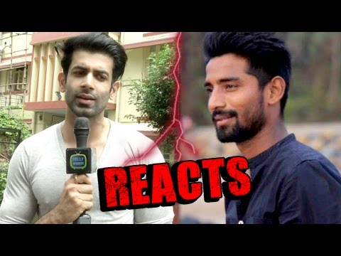 Namik Paul aka Shravan Reacts on Director Aijaz Sh