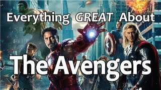 Video Everything GREAT About The Avengers! MP3, 3GP, MP4, WEBM, AVI, FLV Januari 2019