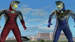 Video Ultraman Justice & Agul V2 - TAG Battle Mode ★Play ウルトラマン FE3 MP3, 3GP, MP4, WEBM, AVI, FLV September 2018