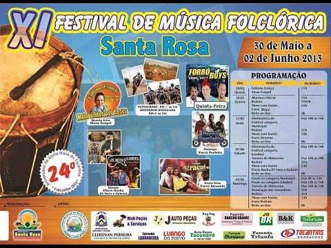 CLIPE SANTA ROSA 2013