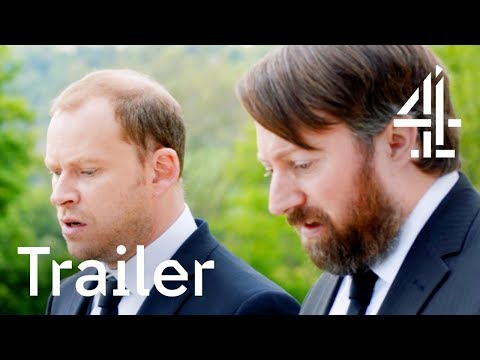 "Mitchel and Webb: ""Back"" Trailer"