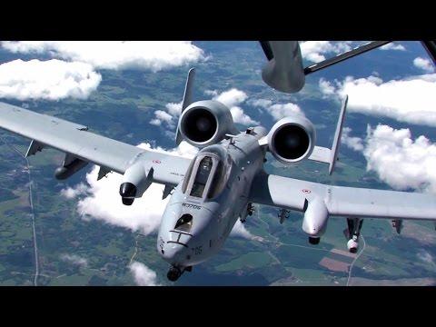 Maryland Air National Guard A-10...