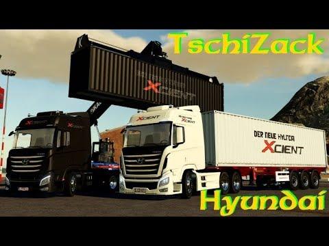 Hyundai Xcient v1.0