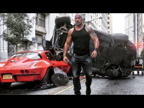 The Making of Furious 8 THE FATE OF THE FURIOUS 🚓🚗🔥