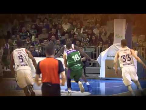 Euroleague Basketball : Unicaja Baloncesto – Panathinaikos BC