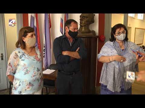 Juan Correa asumió como nuevo inspector Departamental de Primaria