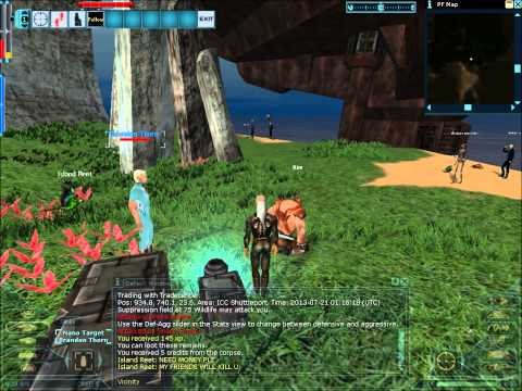 Anarchy Online – Gameplay