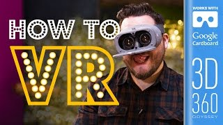 How To Use VR by SORTEDfood