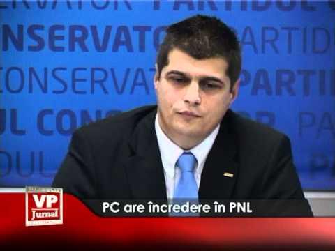 PC are încredere în PNL
