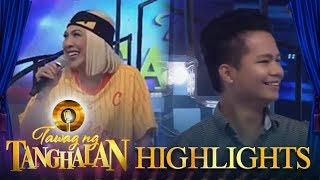 Video Tawag ng Tanghalan: Vice Ganda is allergic to 'Shooting Guards' MP3, 3GP, MP4, WEBM, AVI, FLV Desember 2018