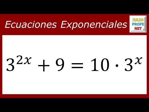 Exponentialgleichung mit Veränderung der Variablen
