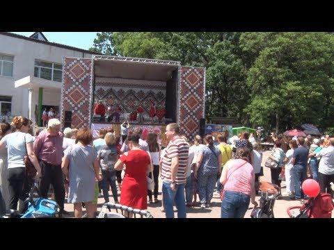 Перший фестиваль полуниці відбувся у Високій Печі