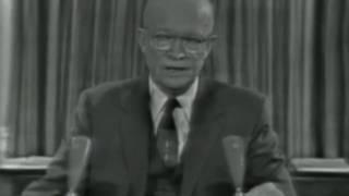 Eisenhower Farewell Address (Full)