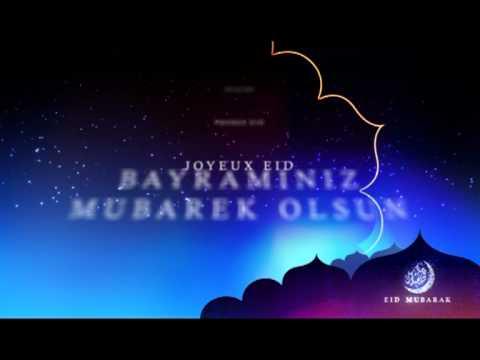 Eid-Ul-Adha 2011: Eid Mubarak in Different Languages
