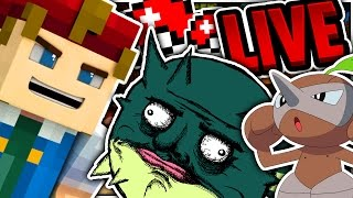 Minecraft | GOTTA CATCH THE LAST TWO POKEMON FOR THE CHALLENGE!!  - LIVE