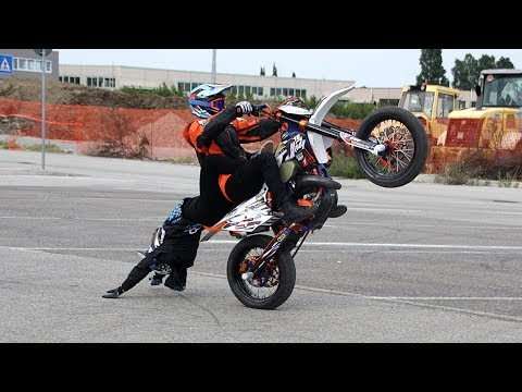 STUNTRIDING IN LOVE (COUPLE GOALS) | VTM