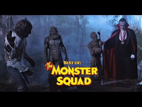 Best of I THE MONSTER SQUAD (1 of 2)