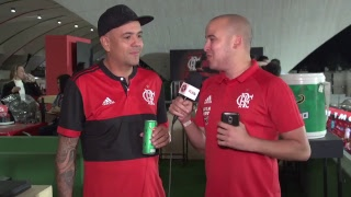 Pré-jogo de Flamengo x Grêmio, um clássico do futebol brasileiro, pelo primeiro turno do Brasileirão 2017. ---------------- Seja...