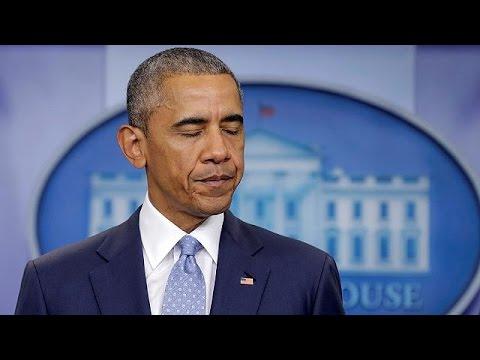 Μπαράκ Ομπάμα: «Έργο δειλών η επίθεση κατά αστυνομικών»