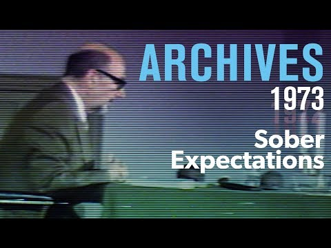 The revolution of sober expectations (1973)   ARCHIVES