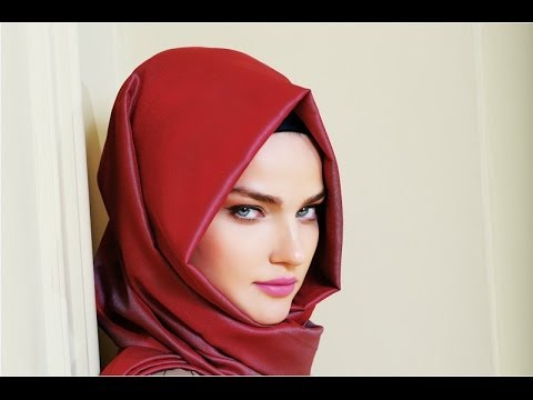 موضة الحجاب والطرح 2014 | احدث لفات حجاب 2014 لفات جميلة وحديثة ورائعة | لفات حجاب سهلة وجديدة