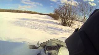 4. Ski-Doo Expedition Sport 600 ace