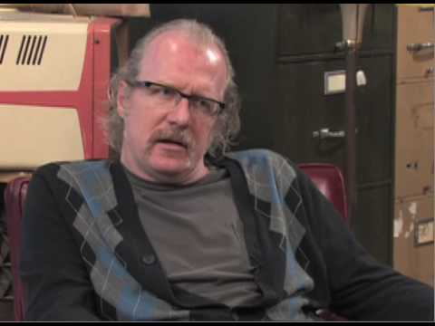 American Buffalo - Tracy Letts on His Creative Process