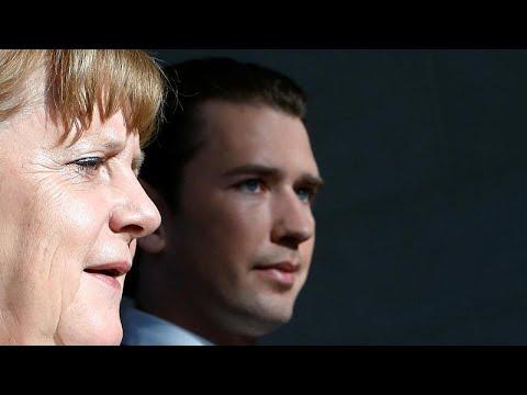 Flüchtlingspolitik: Merkel gegen die Hardliner ...