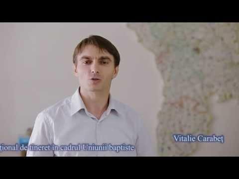 Vitalie Carabeț te invită la Conferințele de Apologetică cu Livius Percy