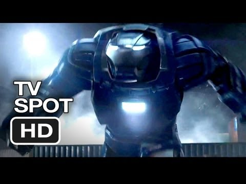 Iron Man 3 TV SPOT - Life (2013) - Robert Downey Jr. Movie HD Video