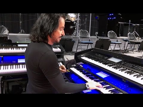 Yanni: Master Class -  Keyboard techniques and sound design