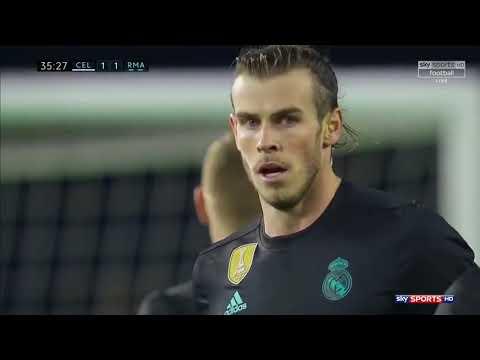 celta vigo vs Real Madrid all goals and highlights