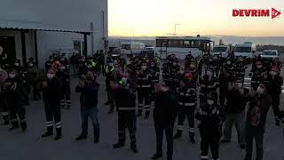 ALBAYRAK ALKIŞLARLA PROTESTO EDİLİYOR