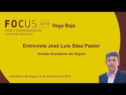 Entrevista José Luis Sáez, alcalde de Guardamar del Segura en Focus Pyme Vega Baja