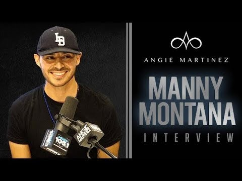 """Manny Montana Talks Role on """"Good Girls"""", Starting Off In Radio + More!"""