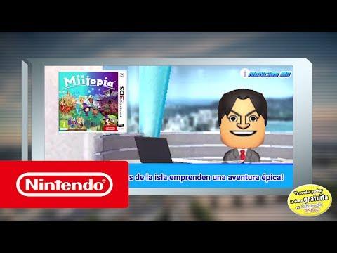Miitopia - ¡Tus Mii de Tomodachi Life se van de aventuras! (Nintendo 3DS)