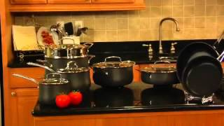 5 Quart Saute Pan with Helper Handle & Cover Demo Video Icon