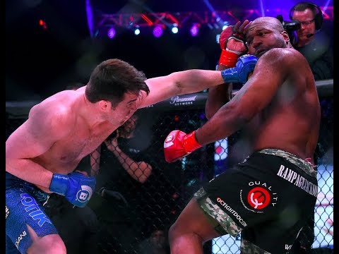 ellator 192: Rampage Jackson vs. Chael Sonnen Highlights - MMA Fighting