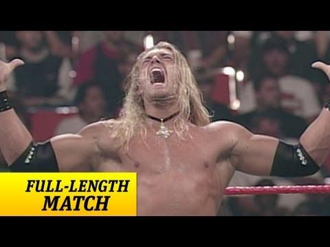 Edge's WWE Debut (видео)