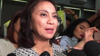 Robredo decries Marcos supporters' call for 'people power'