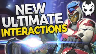 Overwatch New Zarya Ultimate interactions #overwatch💙 Get COOL rewards and support the channel! https://www.patreon.com/blamethecontroller🔹 Check out more TOP 5, Tips, and Guides below 🔹Hey! Hit that Like button and leave a comment!● Subscribe - http://bit.ly/SubscribeBTC ● TwitchTV - http://www.twitch.tv/blamethecontroller● Twitter - http://twitter.com/BlameTC● Instagram - http://instagram.com/blamethecontroller● Facebook - http://www.facebook.com/BlameTheController● Discord Server - https://discord.gg/blamethecontrollerSupport BTC on Patreonhttps://www.patreon.com/blamethecontrollerSupport BTC on Gamewisphttps://gamewisp.com/blamethecontroller♦♦  T-SHIRT  SHOP ♦♦http://blamethecontroller.spreadshirt.com/♦ Send me FanmailBTC  P.O. Box 97Spring, TX 77383🔸 Doomfist Ability Breakdown https://www.youtube.com/watch?v=dR9L4nmWoQc🔸 Doomfist Mythbusting https://www.youtube.com/watch?v=CtrasJIHMY4🔸 Doomfist All Skins https://www.youtube.com/watch?v=G3ANkZUyHOg🔸 Doomfist Gameplay Part 1 https://www.youtube.com/watch?v=2B4karTWAL0🔸 Doomfist Gameplay Part 2 https://www.youtube.com/watch?v=rhyT6ZKSygY🔸 ORISA TOP 10 Tips: https://www.youtube.com/watch?v=Ch_ZbAqjca8🔸 TOP 5 TIPS and Tricks:  https://www.youtube.com/watch?v=3dEIQ6qrH1g🔸 TOP 5 TIPS for TEAMWORK: https://www.youtube.com/watch?v=0pseL1QkMGs🔸 TOP 5 TIPS for HERO PICKS:  https://www.youtube.com/watch?v=RFTzCy6u11M🔸 TOP 5 TIPS for IMPROVING AIM: https://www.youtube.com/watch?v=71fehVACdyc 🔸 TOP 5 TIPS FOR CUSTOMIZATION: https://www.youtube.com/watch?v=ps8bZ_FjHBM🔸 TOP 5 Best Teams for 3v3 https://www.youtube.com/watch?v=2cYk-Gdeabc🔸 Sombra Top 10 Tips: https://www.youtube.com/watch?v=BIW-gudOn18🔸 Overwatch Mythbusters - Sombra Teleporting: https://www.youtube.com/watch?v=JWHmukikcSQ🔸 Overwatch Mythbusters - Sombra Invisibility: https://www.youtube.com/watch?v=hHDYCIb70fQ🔸 Overwatch Mythbusters - Sombra Hack and EMP: https://www.youtube.com/watch?v=b_y8X4ORSjM🔸 How to Win 1v1 Guide - Offense Heroes https://www.youtube.com