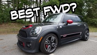 The BEST FWD Car? Mini Cooper GP Review! by Evan Shanks