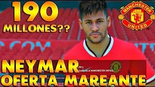 PES 2015 Mercado de fichajes | ¿¿190 millones por NEYMAR?? #22, neymar, neymar Barcelona,  Barcelona, chung ket cup c1, Barcelona juventus