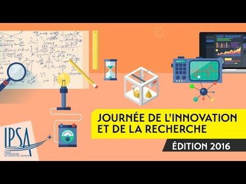 Retour en vidéo sur la deuxième édition de la Journée de l'Innovation et de la Recherche de l'IPSA