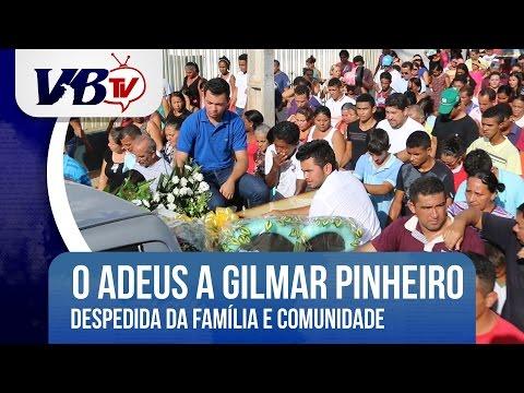 VBTv | O último adeus a Gilmar Pinheiro Voz do Bico TV  Voz do Bico TV