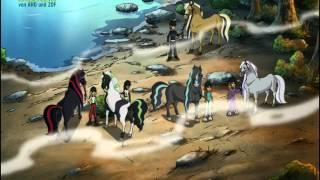 """Horseland HD Staffel 1 Folge 5 """"Feuer und Wasser"""""""