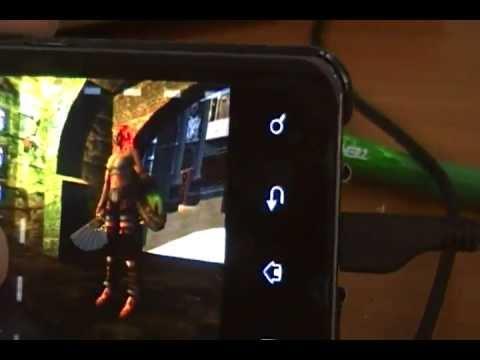 Video of Arena Legends (Tegra 2)