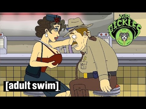 Mr. Pickles | Das Beste von Sheriff | Adult Swim