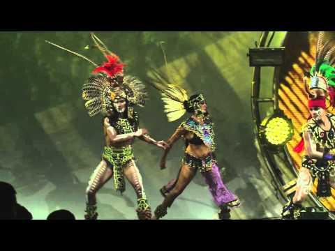 video Mystic Maya Show