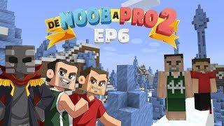 De Noob a Pro 2 Ep6, Todos los Biomas de Minecraft!